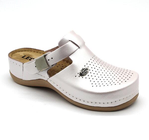 efbf22135f39 Leon 900 Dámska pracovná obuv - Biela