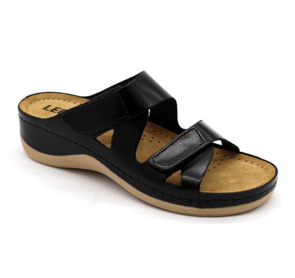 467730991d90 Leon 906 Dámska pracovná obuv - Čierna