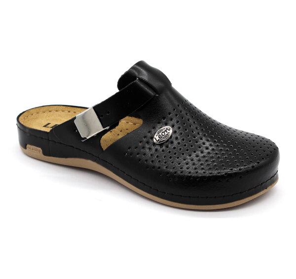 a5ba662af622 Leon 950 Dámska pracovná obuv - Čierna