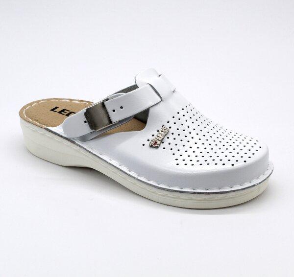 5c799bd4f10e Leon V260 Dámska pracovná obuv - Biela